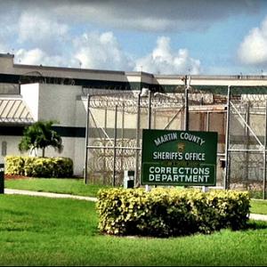 Martin County Jail